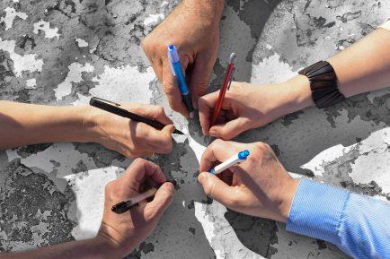 cinco manos