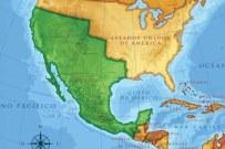 mapa de mexico 1847